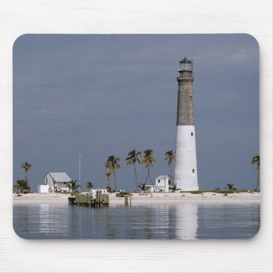 Dry Tortugas Lighthouse Mouse Pad