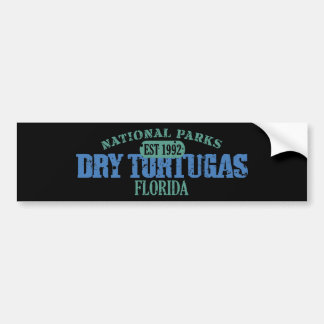 Dry Tortugas National Park Bumper Sticker