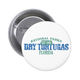 Dry Tortugas National Park 2 Inch Round Button