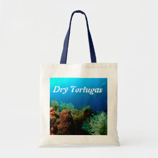 Dry Tortugas National Park, Coral Reef, Florida Tote Bag