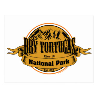 Dry Tortugas National Park, Florida Postcard