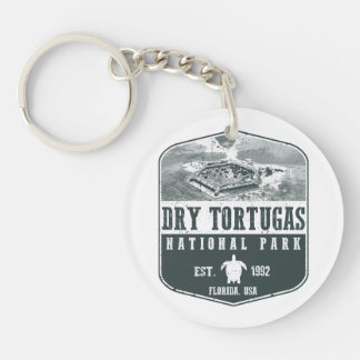 Dry Tortugas National Park Keychain