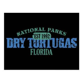 Dry Tortugas National Park Postcard