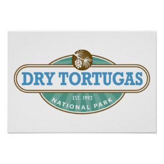 Dry Tortugas National Park Poster