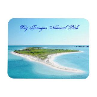 Dry Tortugas National Park Rectangular Magnet