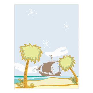 Dry Tortugas Postcard