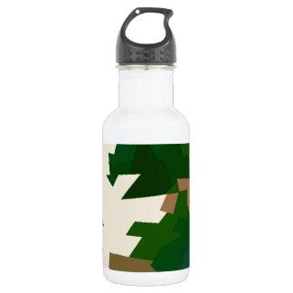 Dry Tundra Camo Water Bottle