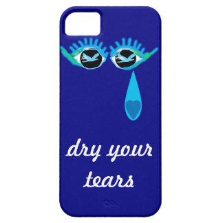 Dry your tears iPhone SE/5/5s case