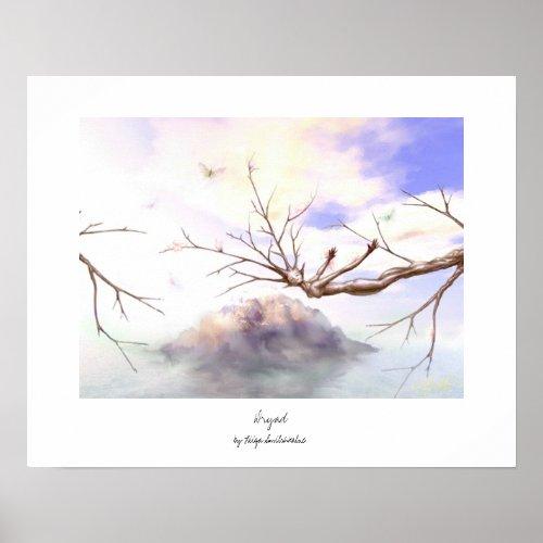 Dryad print