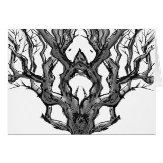 Dryad Tree Card