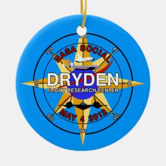 Dryden NASA Social May 2012 Ornament