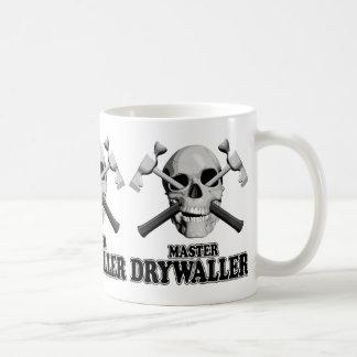 Drywaller principal taza de café