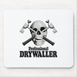 Drywaller profesional mousepad