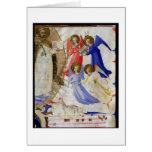 ds 558 f.67v St Dominic con cuatro ángeles musical Felicitacion