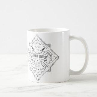 DS Badge of Happy Coffee Mug