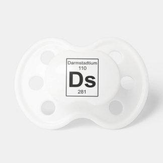 Ds - Darmstadtium Chupetes Para Bebes