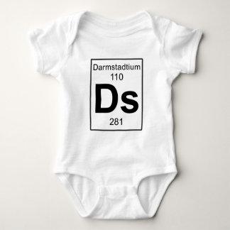 Ds - Darmstadtium Mameluco De Bebé