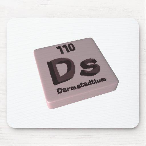 Ds Darmstadtium Tapetes De Ratones