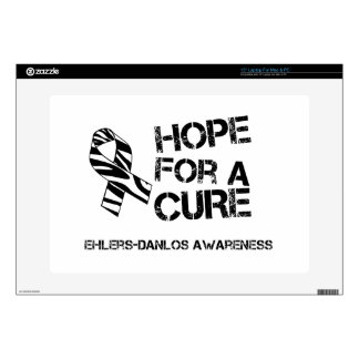 DS Hope for a Cure Laptop Skin