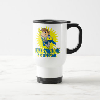 DS Is My Superpower 15 Oz Stainless Steel Travel Mug