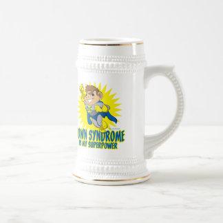 DS Is My Superpower 18 Oz Beer Stein