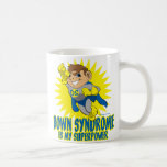 DS Is My Superpower Classic White Coffee Mug