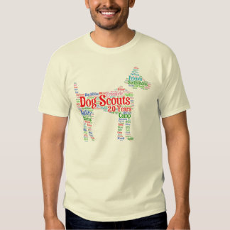 DSA 20 years Shirt