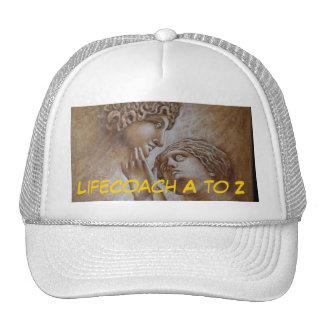 DSC00005, LifeCoach A to Z Trucker Hat