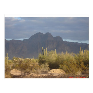 DSC00046, Superstition Mountains, Arizona! Postcard