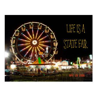 DSC00071, LIFE IS A STATE FAIR POSTCARD