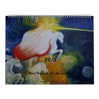 DSC00141.JPG, Heart Visions by Sue Ann Jackson,... Calendar