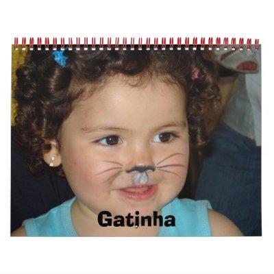 DSC00393, Gatinha Wall Calendars