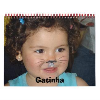 DSC00393, Gatinha Calendario
