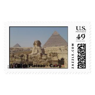 DSC00408, Giza Plateau - Cairo Postage
