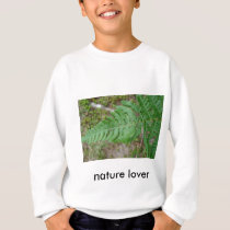 DSC00408natureloverfern Sweatshirt