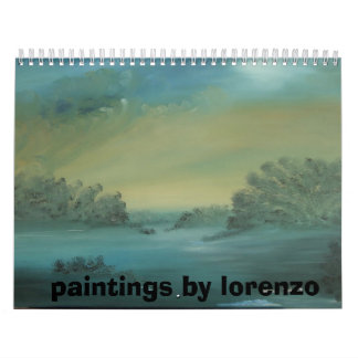 DSC00462, paintings by lorenzo Calendar
