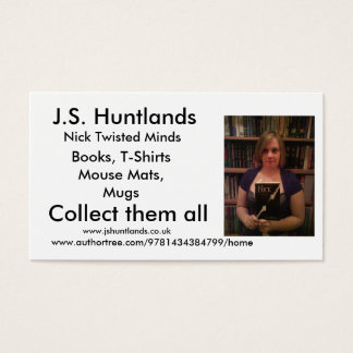 DSC00463, J.S. Huntlands, www.jshuntlands.co.uk... Business Card