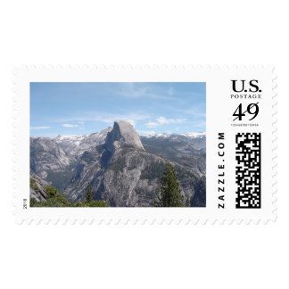 DSC00496, parque nacional de Yosemite Sello Postal