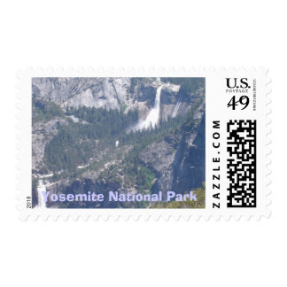 DSC00514, Yosemite National Park Postage