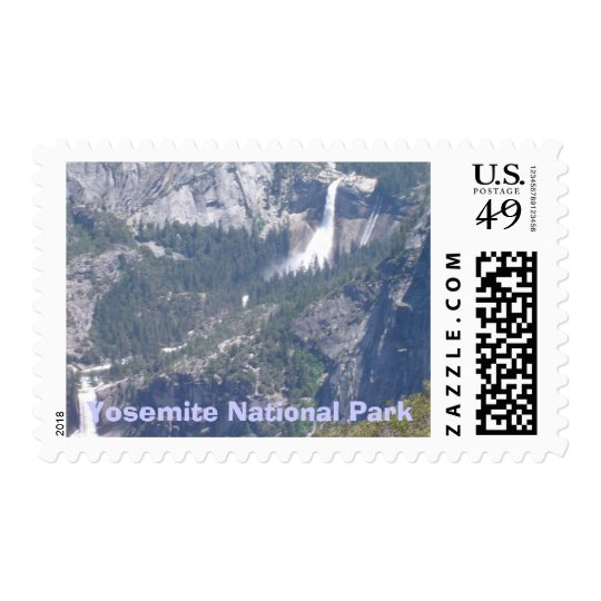 DSC00514, Yosemite National Park Postage