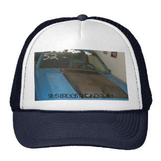 DSC01014, SIMS-BRIGGS RACING TEAM TRUCKER HAT