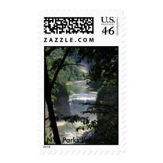 DSC01297, NYS Parks Letchworth stamp