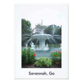 DSC02109, Savannah, Ga Card
