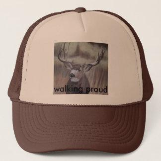 DSC02179, walking proud Trucker Hat