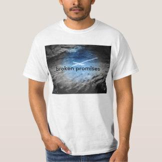 DSC02390, broken promises T-shirt