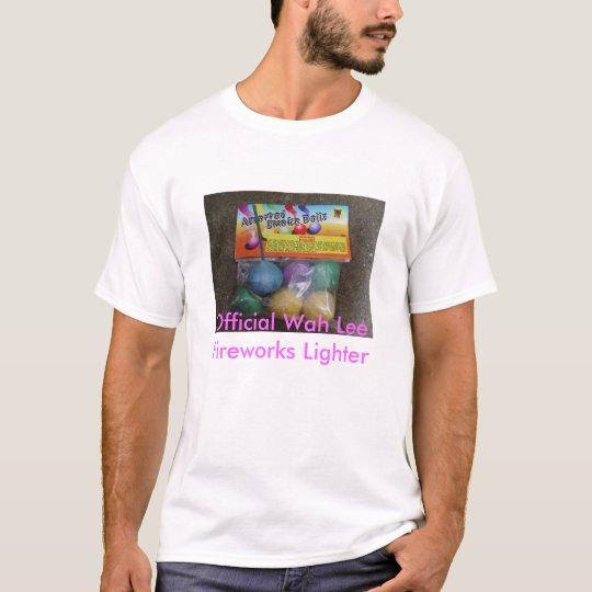 DSC05491, Official Wah Lee Fireworks Lighter T-Shirt