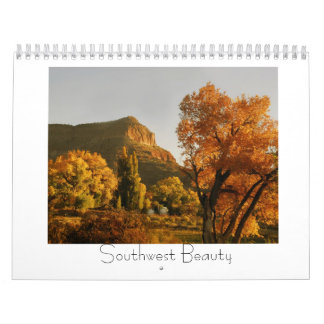 _DSC0734, Southwest Beauty - Customized Wall Calendar