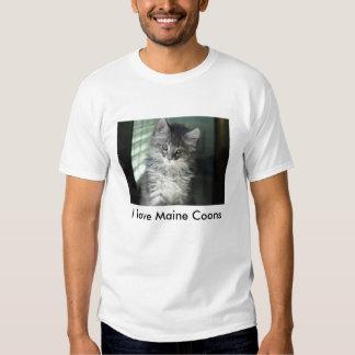 DSC07763a, I love Maine Coons T Shirt