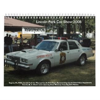 DSC_0006, August, 24, 2008, Lincoln Park Car Sh... Calendars
