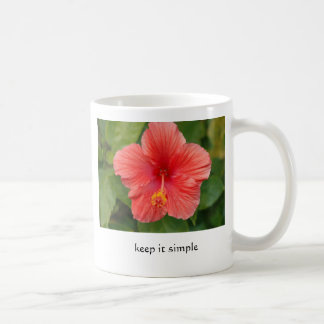 DSC_0008-2, keep it simple Coffee Mug